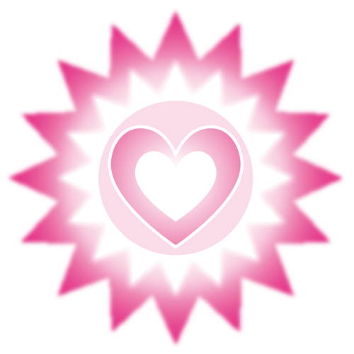 Live Love Logo Heart Favicon